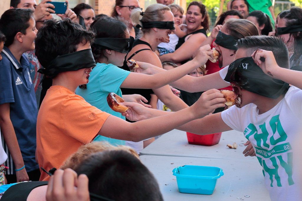 Juegos Populares en Santo Ángel