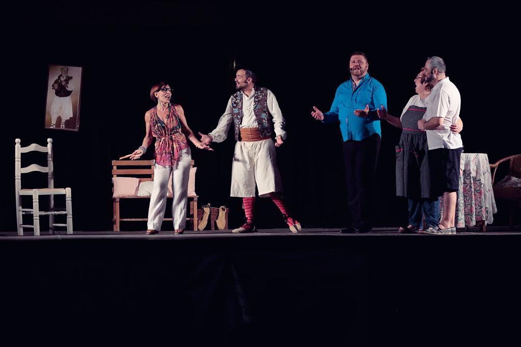 """Grupo de Teatro """"La Mediasala teatro"""""""