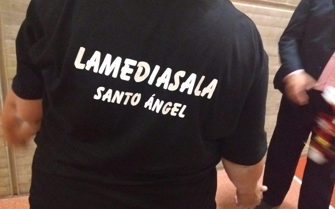 Lamediasala teatro de Santo Ángel