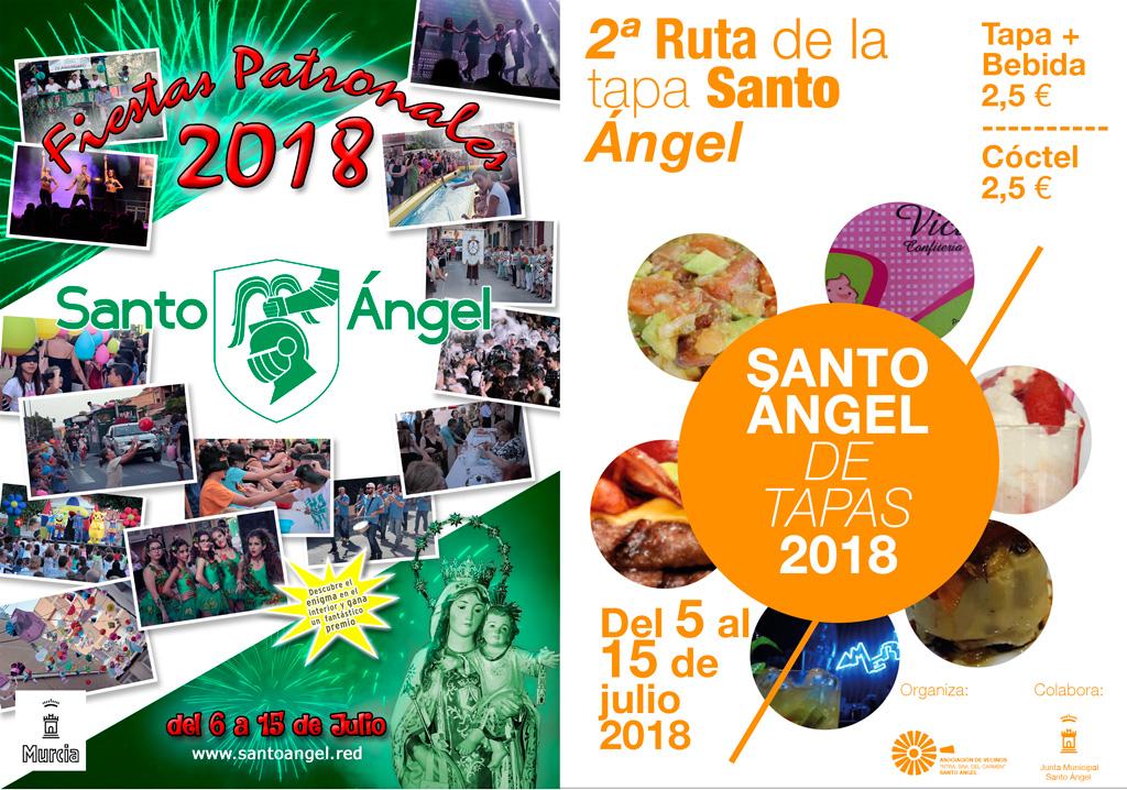 Fiestas pueblo de Santo Ángel