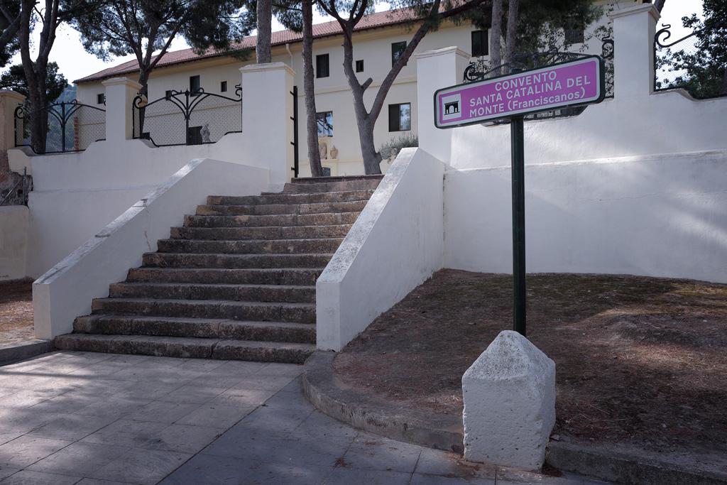 Convento Santa Catalina del Monte en Santo Ángel