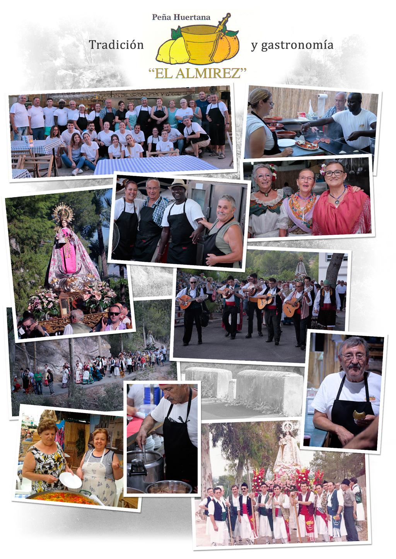 """Peña """"El Almirez"""" tradición y gastronomía"""