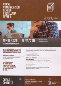 comunicación lengua castellana