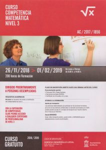 curso competencia matemática