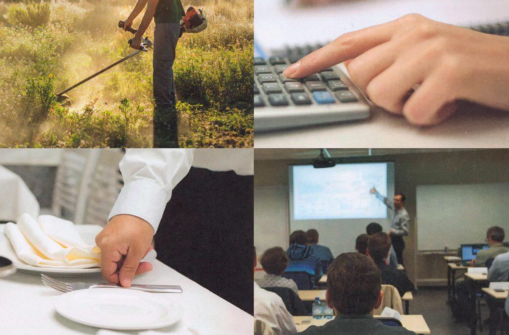Foto cursos y formación 2018