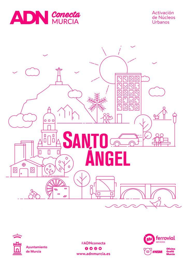 ADN Urbana conecta Santo Angel Flyer