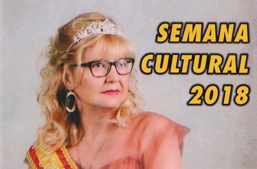 Semana Cultural 2018 del Centro de Mayores