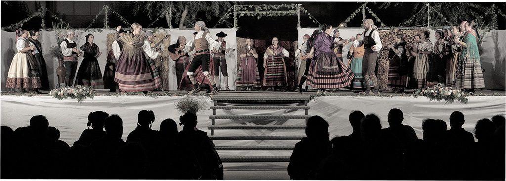 baile huertanos tradición