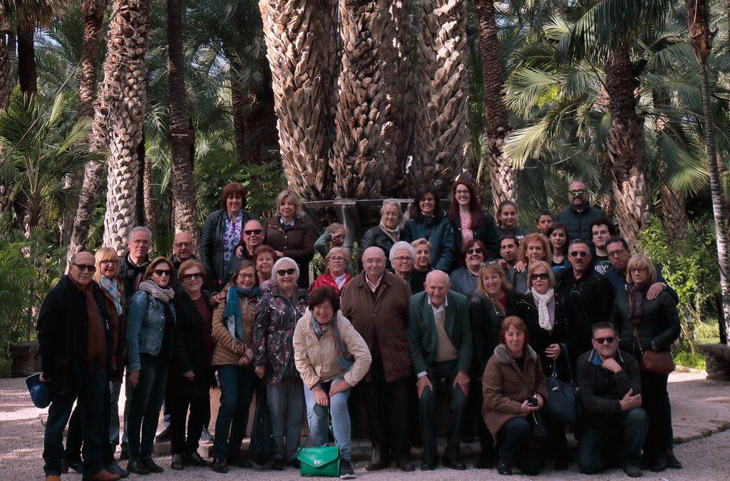 Fotografías viaje cultural a Elche (Alicante)