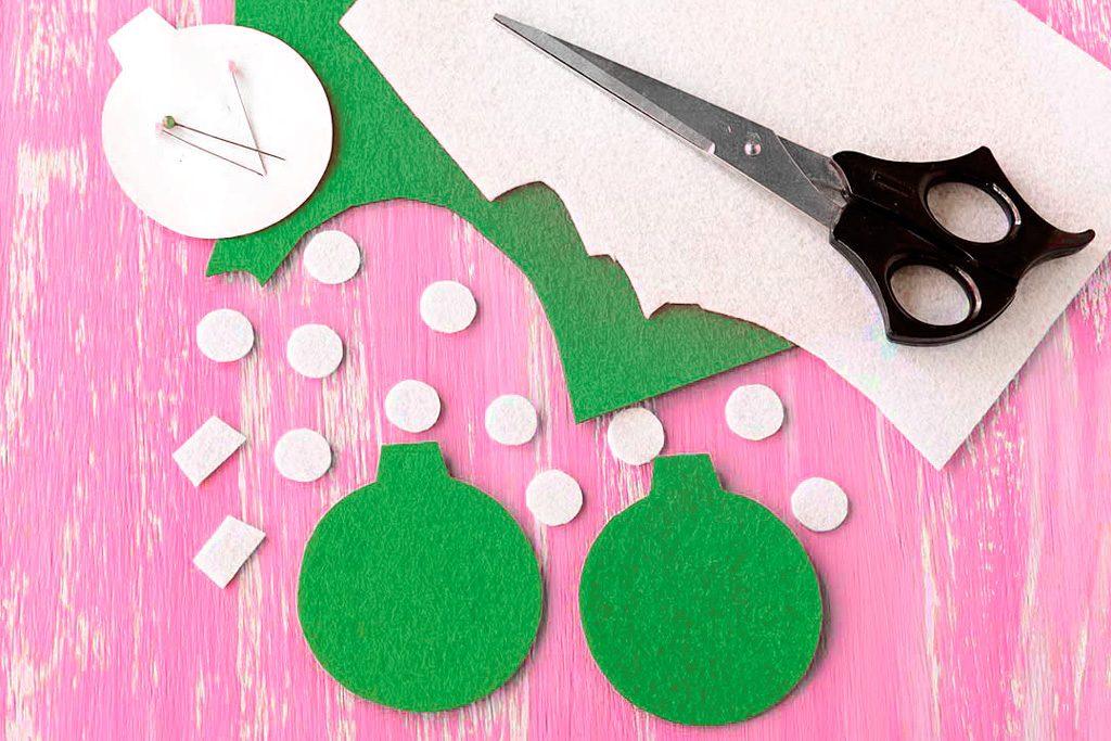 taller manualidades y decoración navidad