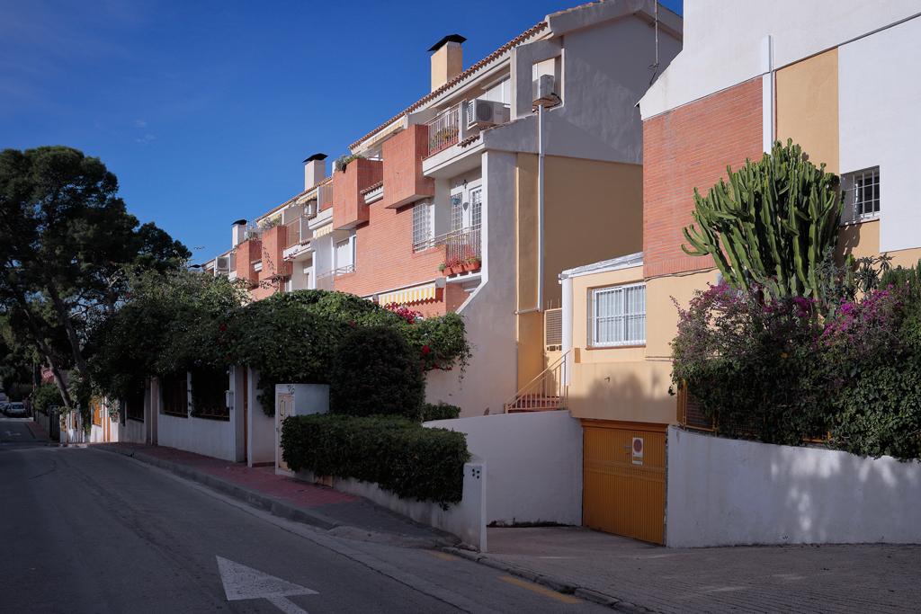 Calle Rosario en Santo Ángel