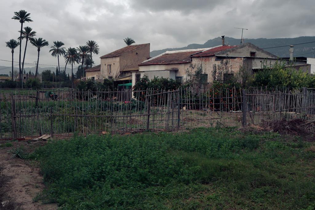 Casa de la huerta en Carril de los Alonsos