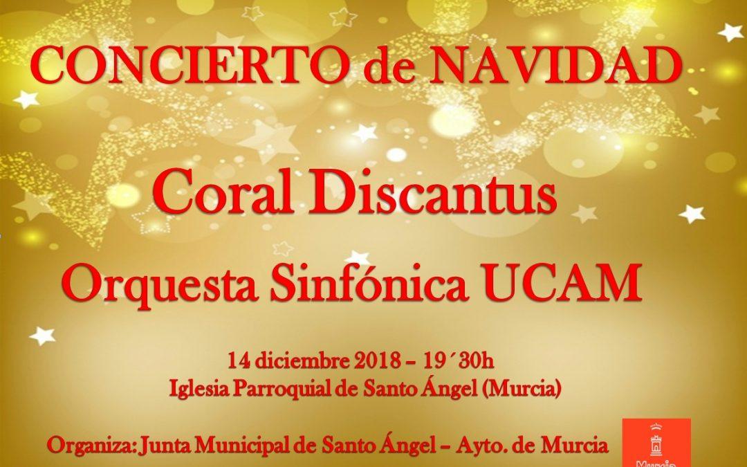 """Concierto de Navidad La Coral """"Discantus"""""""