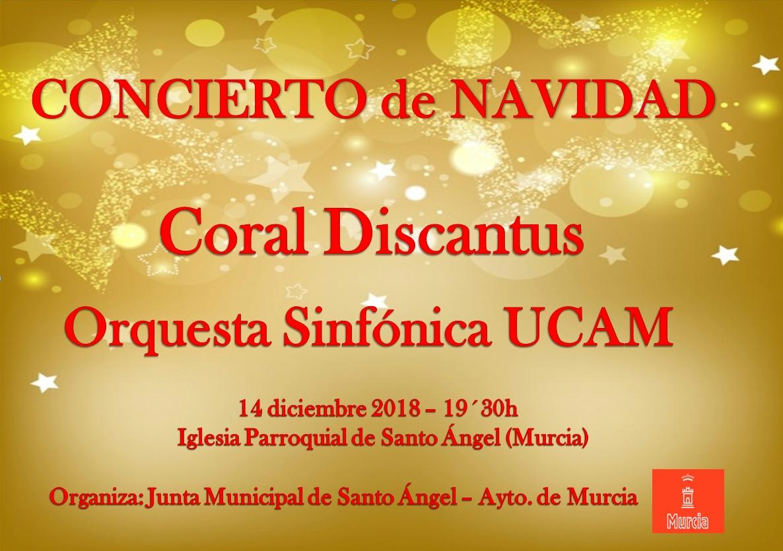 Cartel Coral Discantus UCAM
