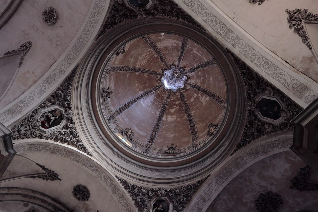 Cúpula Iglesia Mula Murcia