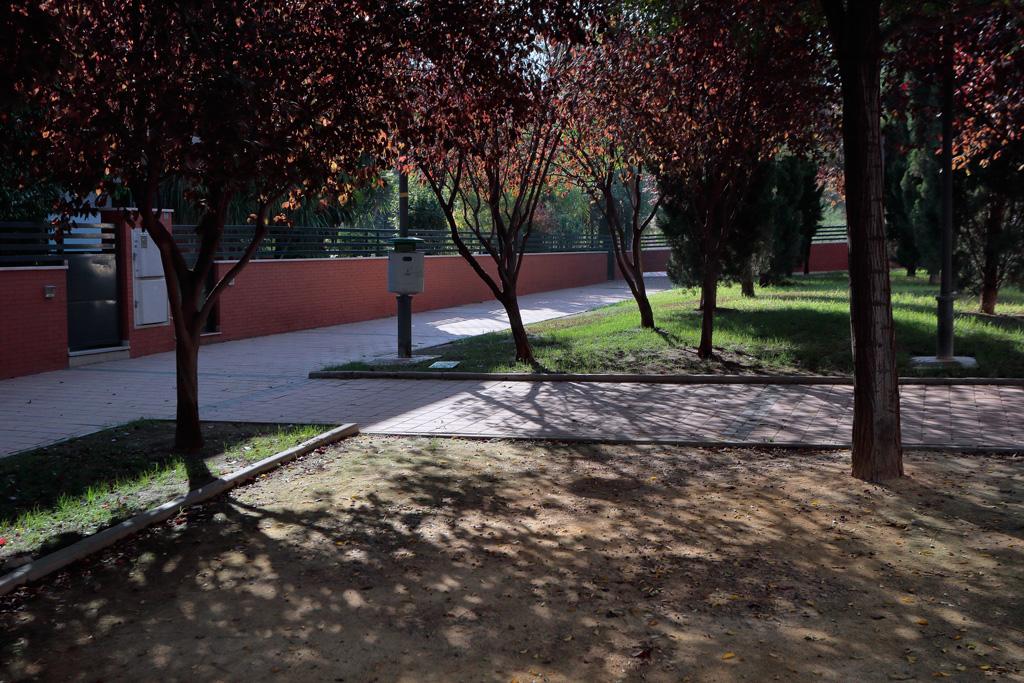 Jardín Poeta Miguel Hernández