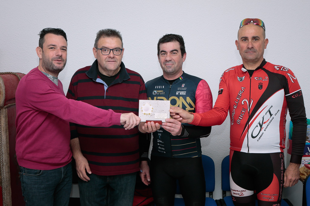Voluntarios club ciclista