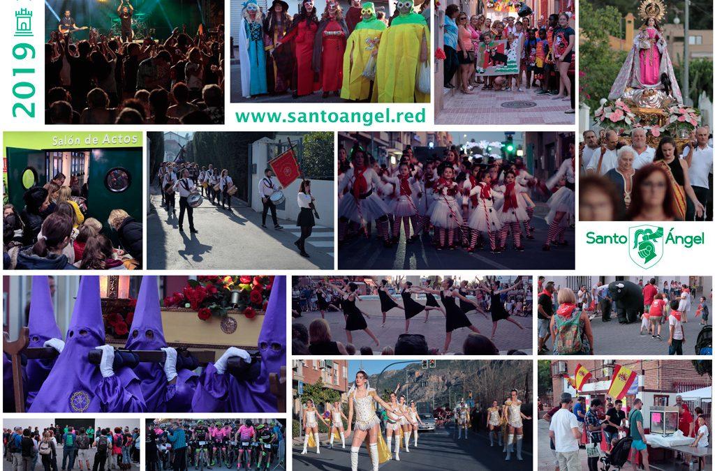 Almanaques 2019 de Santo Ángel