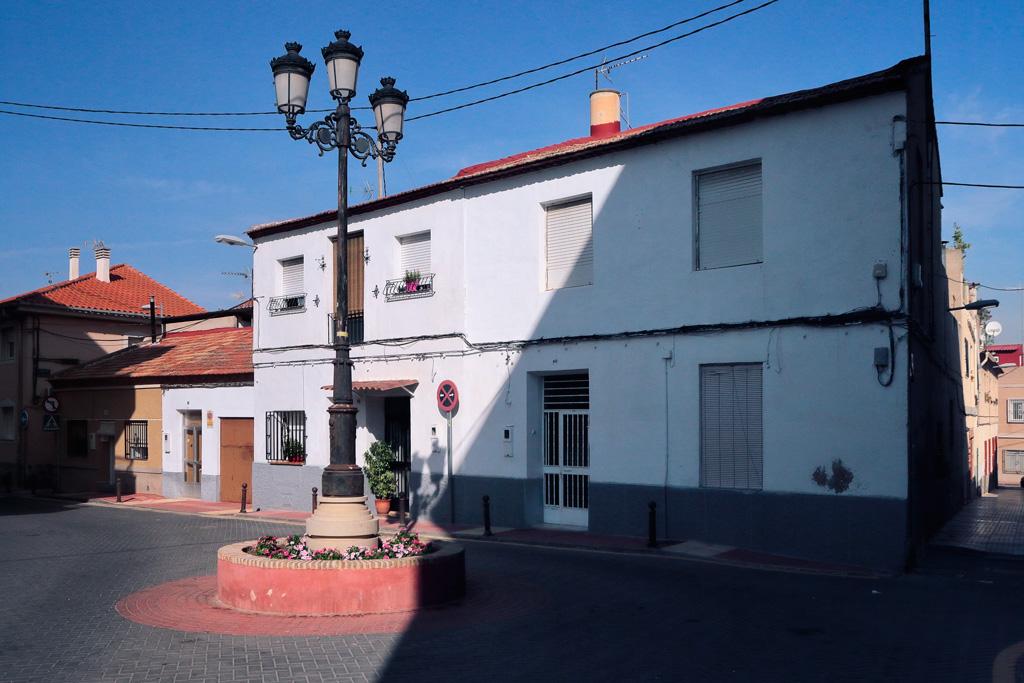 La Replaceta en calle Angel Romero Elorriaga