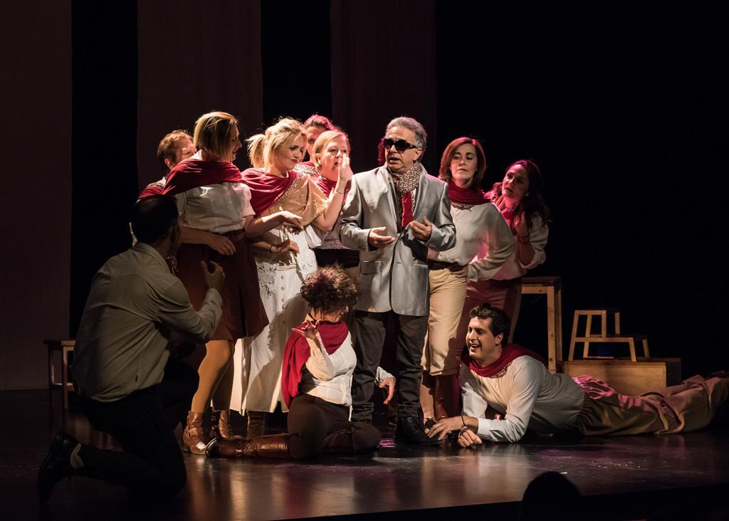 Colón de UGT Teatro Murcia