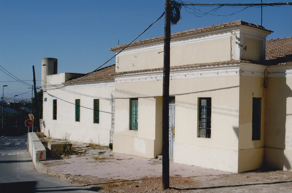 Cuartel de Guardia civil de Santo Ángel