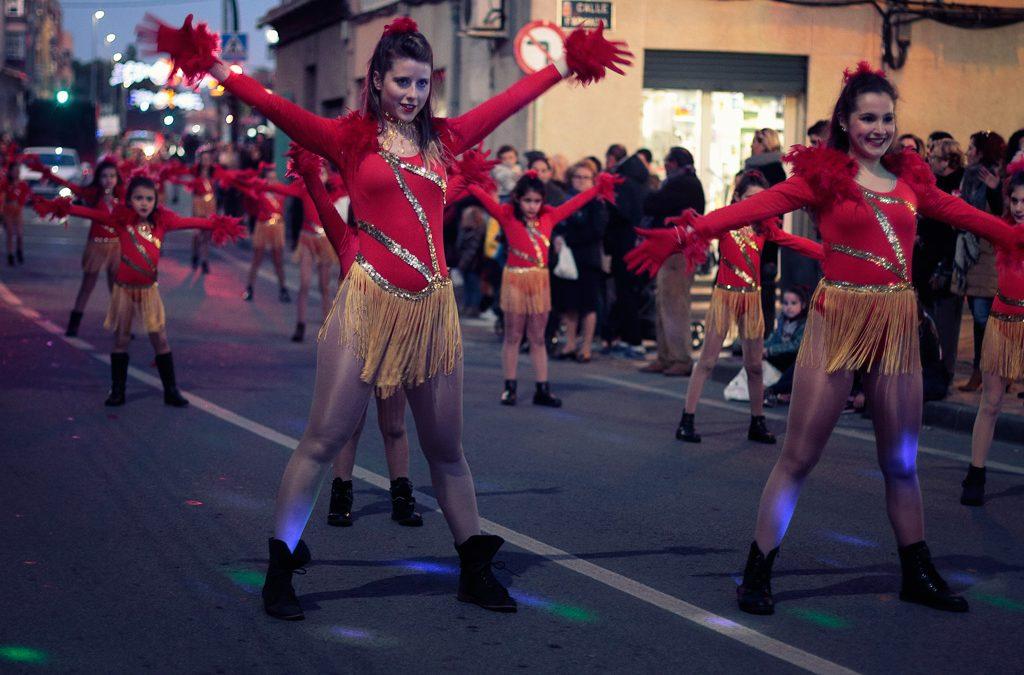 Fotografías y vídeo de la Cabalgata de Reyes Magos 2019