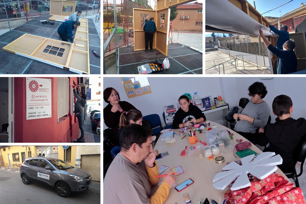 Voluntarios Cabalgata - Navidad 2018-19