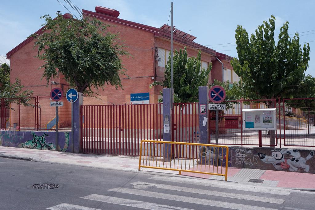 Centro educativo CEIP Santo Ángel