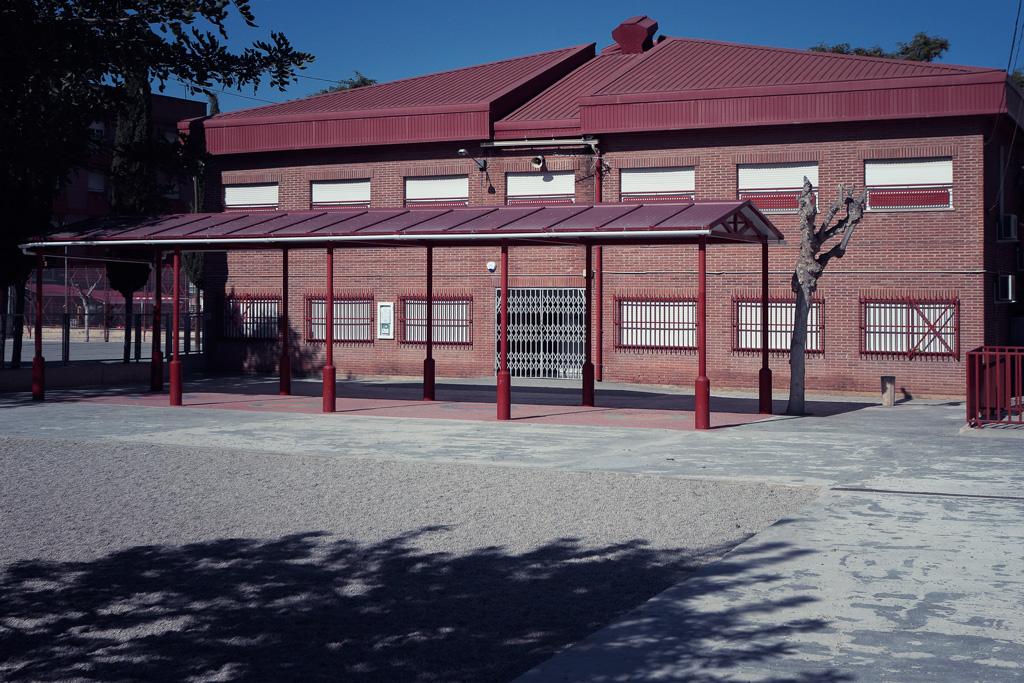 Centro educativo CEIP Santo Ángel – Infantil