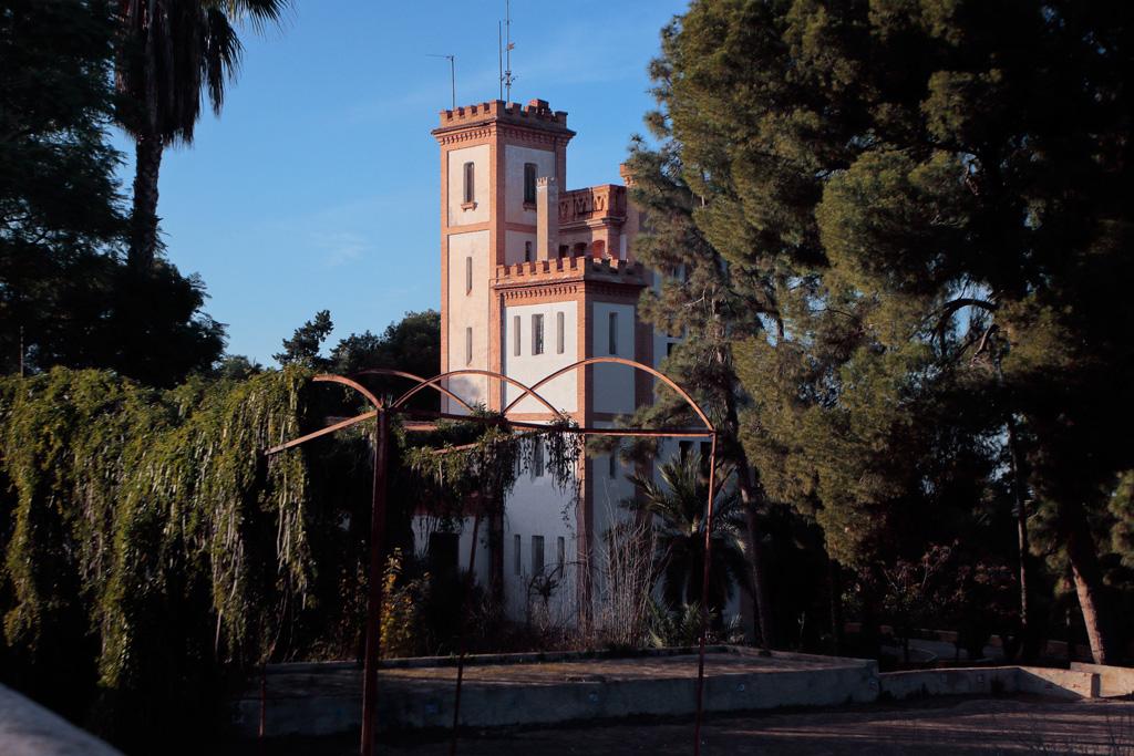 Finca del Pino / casa de la Cierva