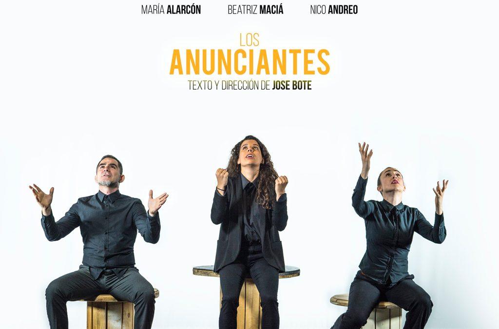 'Los Anunciantes' de la compañía Teatro de la Entrega