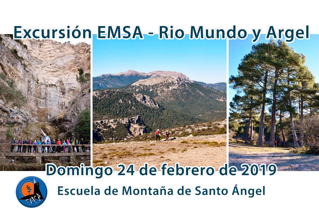 Ruta EMSA Rio Mundo y Argel