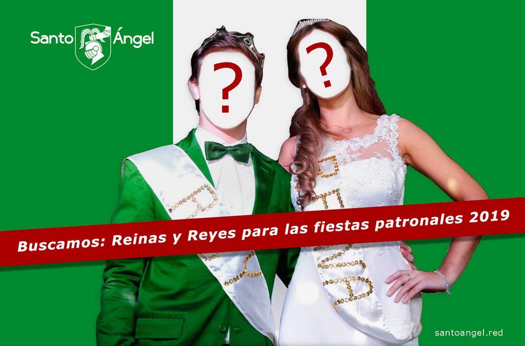 El concurso de Reyes y Reinas de las fiestas 2019