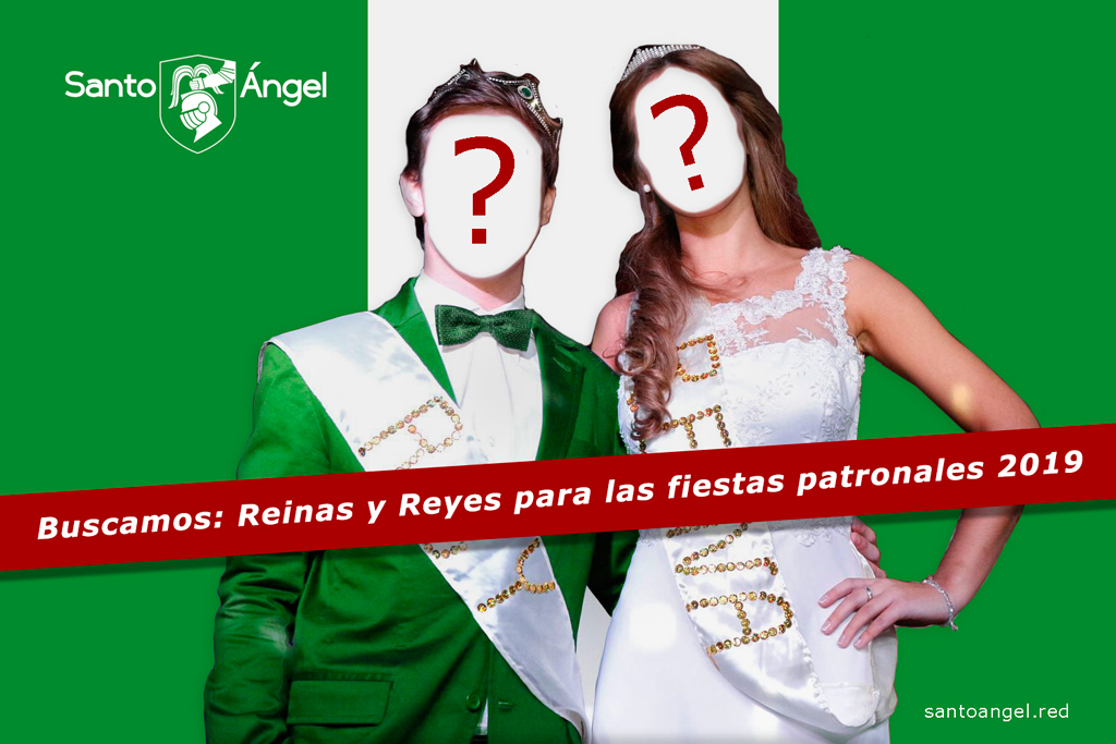 Concurso Reinas y Reyes 2019