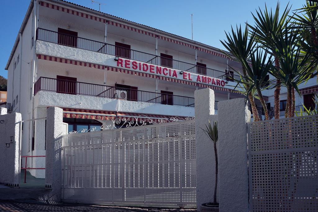 """Residencia """"El Amparo"""""""