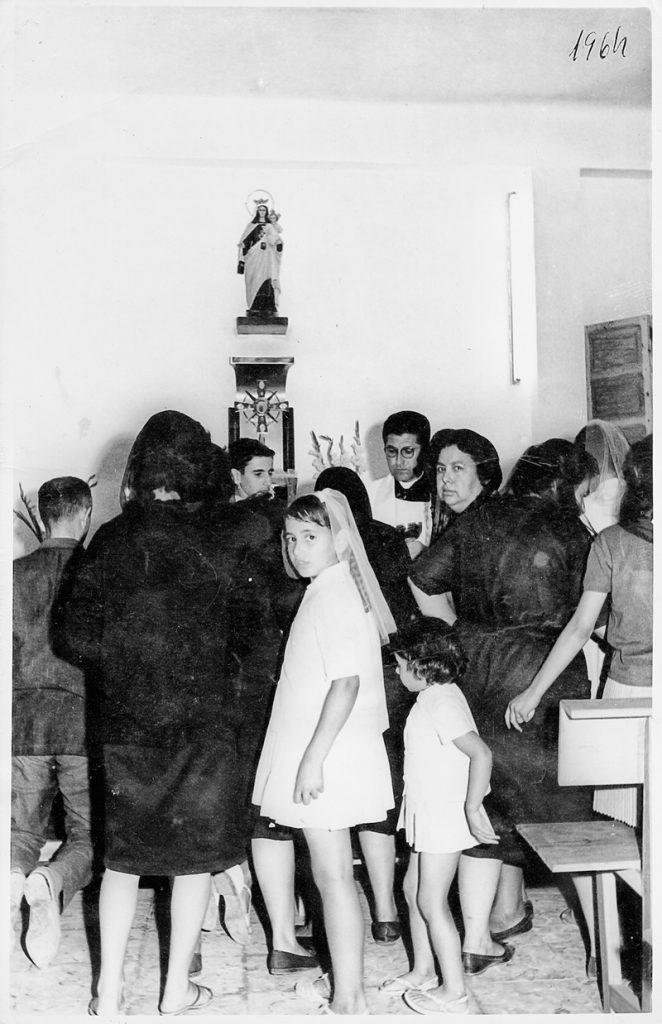 1964 Bendición de la patrona