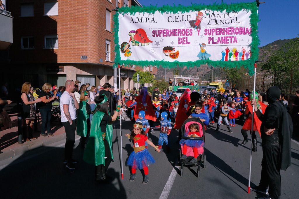 CEIP Santo Ángel Carnaval