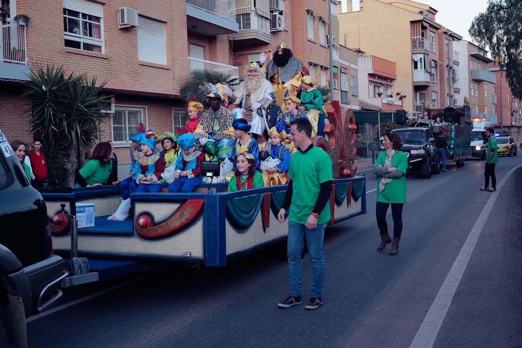 Cabalgata Reyes Magos 2017