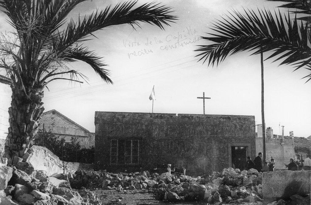 Historia de la parroquia de Santo Ángel