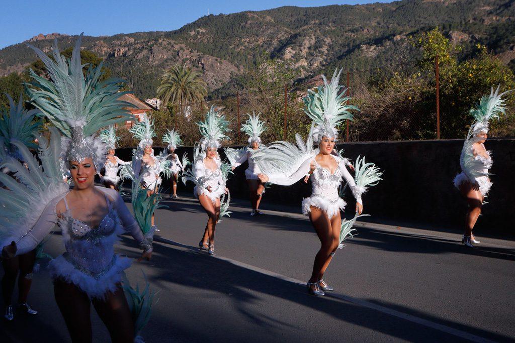 Carnaval 2019 comparsa