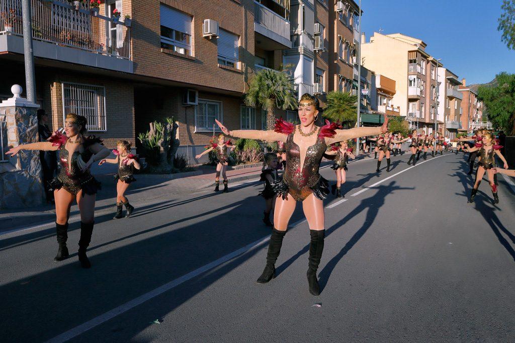Las Queens comparsa de Carnaval