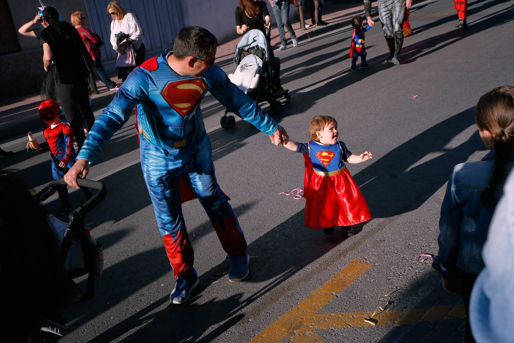 Carnaval 2019 superwoman