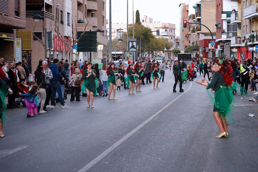Carnaval Bankia comparsa