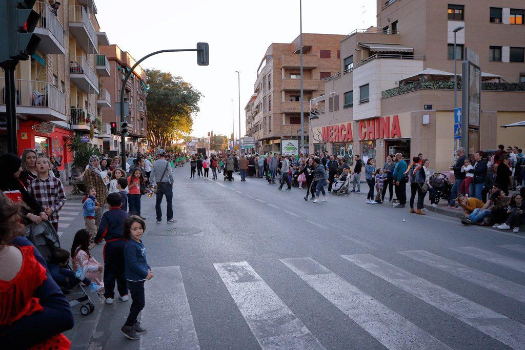 Carnaval Santo Ángel Mercadona