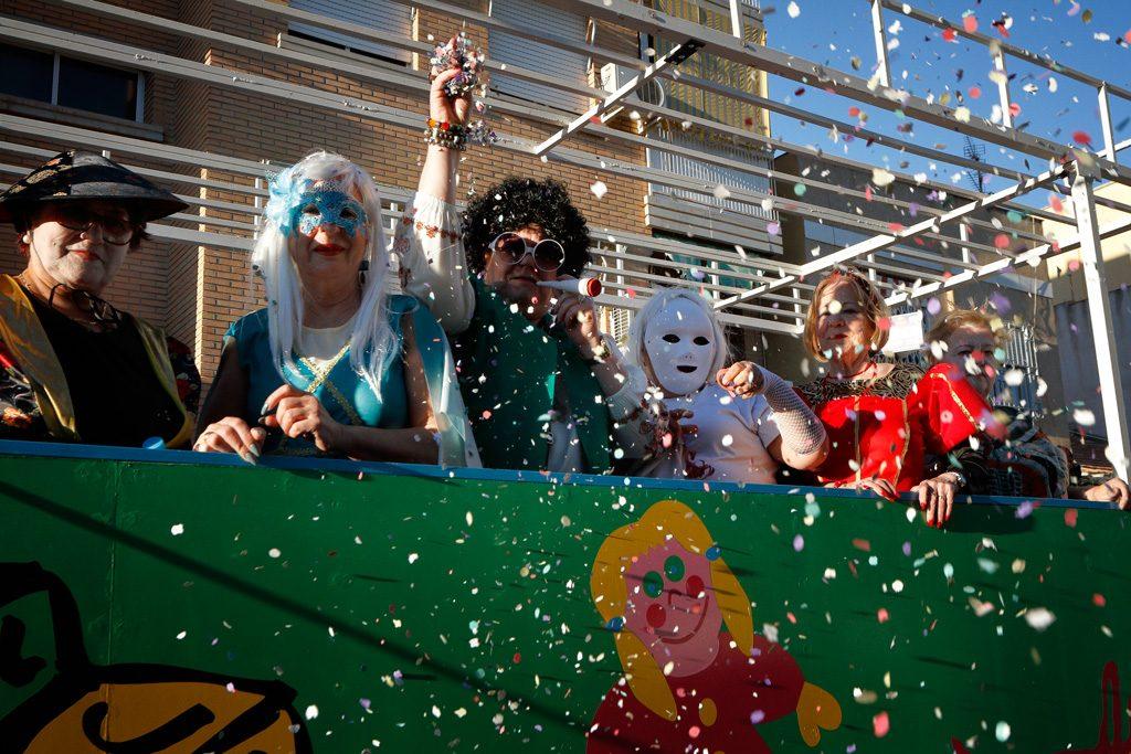 Centro de la mujer Carnaval