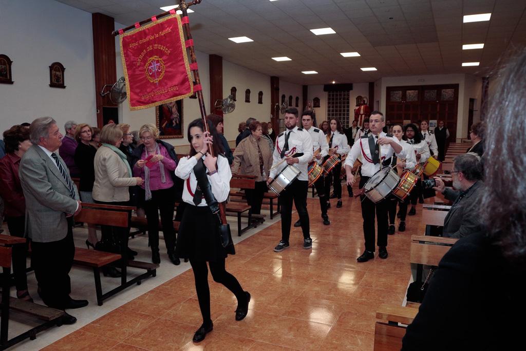 Escuela tambor en la Iglesia
