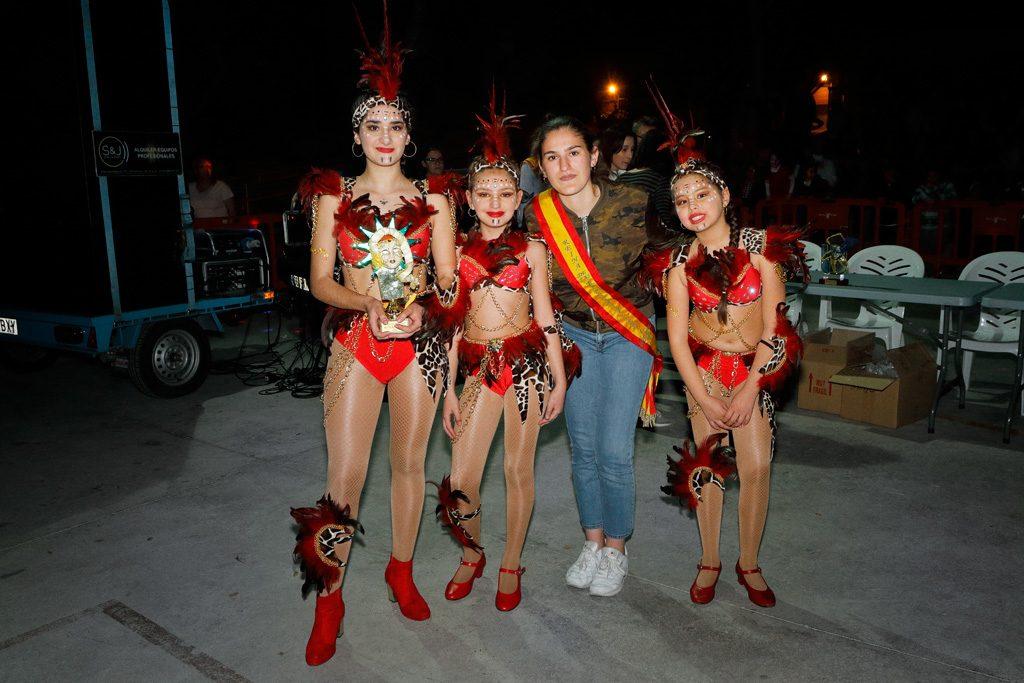 Premio concurso Carnaval