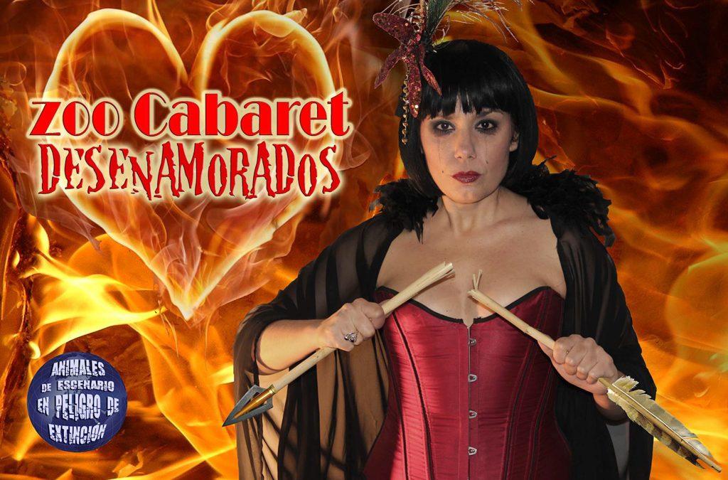 "Zoo Cabaret presenta ""Desenamorados"""