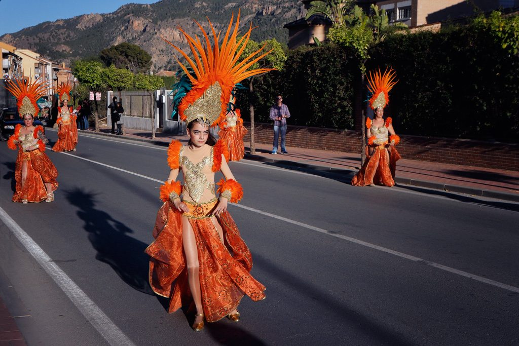 Comparsa carnaval 2019