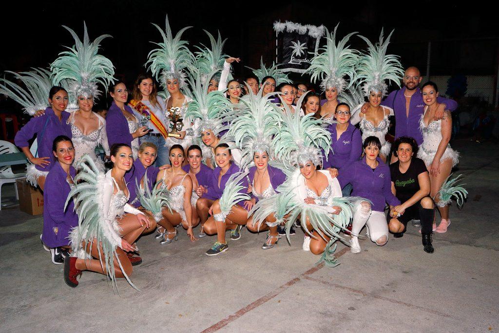 ganadores concurso Carnaval general
